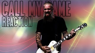 IN FLAMES - Call My Name (OFFICIAL VIDEO) FIRST REACTION!!