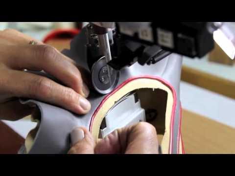 John Fluevog Shoe Production - Liz Heel