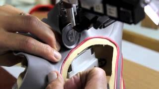 John Fluevog Shoe Production - Liz Heel