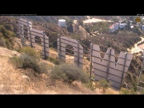 Wie kommt man zum Hollywood Schild, Los Angeles, Wegbeschreibung und Tipps