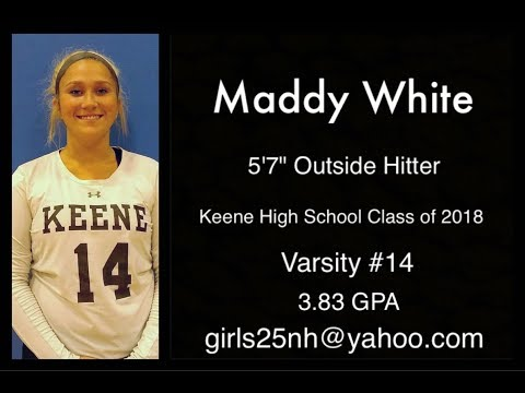 Maddy White Volleyball Recruiting Video