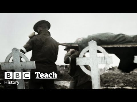Questioning the purpose of the war | History  - I Was There: The Great War Interviews