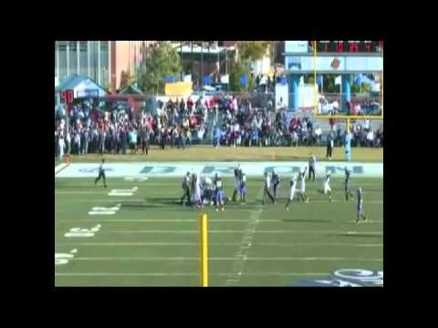 Georges Gedin Shaw  University DE #51 Sr. Highlights
