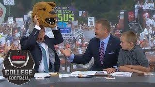 Lee Corso picks Week 5: Ohio State Buckeyes vs Penn State Nittany Lions | College GameDay | ESPN