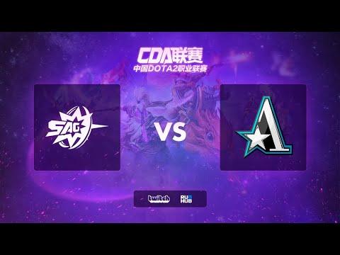 Team Aster vs Sparking Arrow Gaming vod