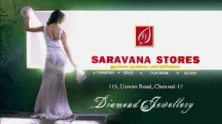 saravana stores diamond shreya ad - best quality
