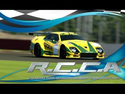 R.C.C.A. Super Volta GT6  - Lister Storm V12 Race Car
