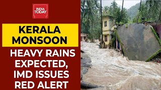 Kerala Monsoon Mayhem: Heavy Rains Expected, IMD Issues Red Alert In Districts
