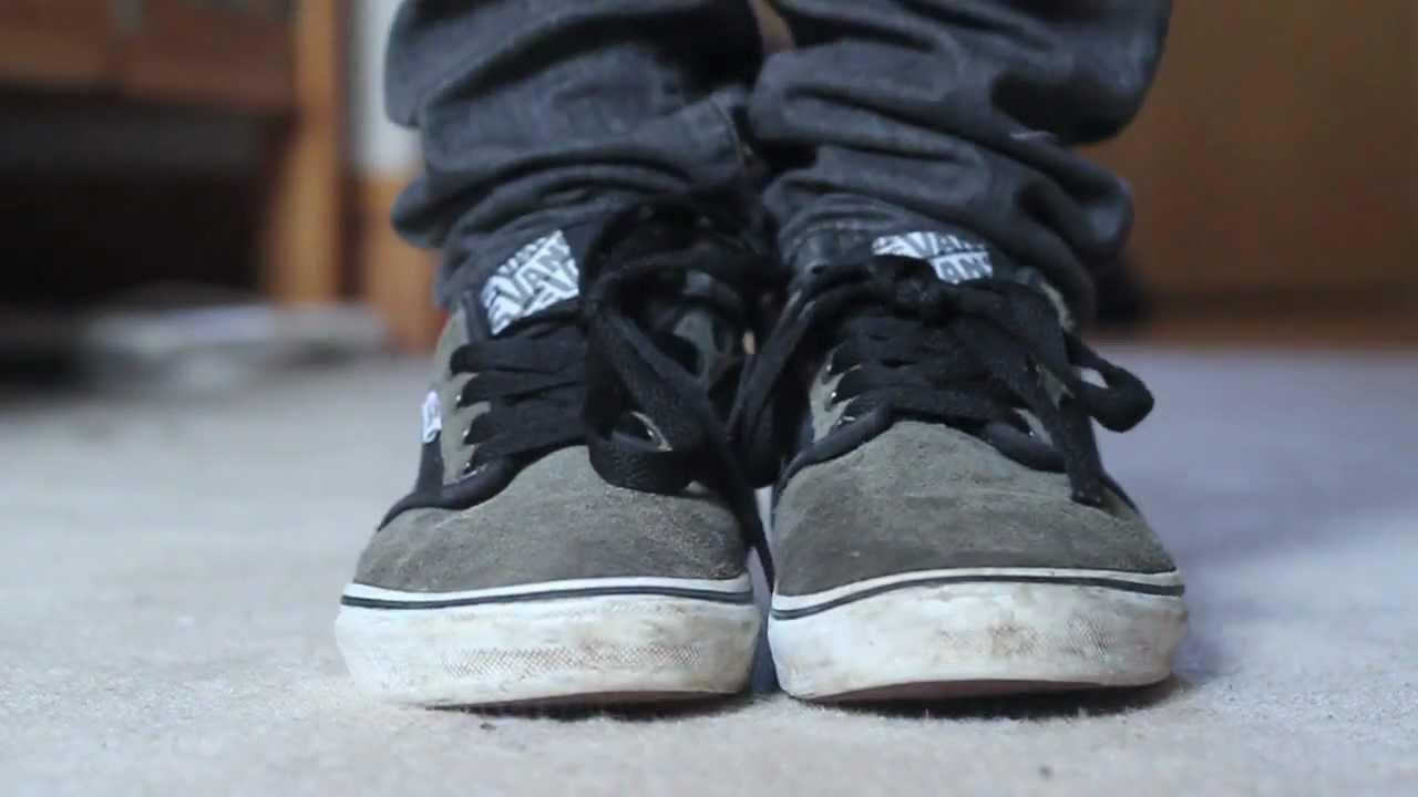 All black vans shoes for men
