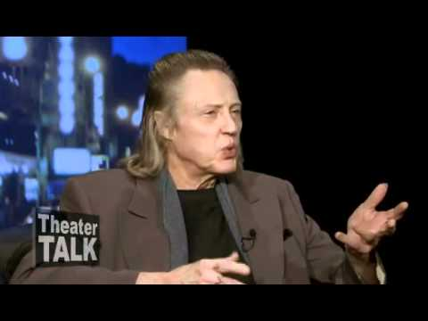 Theater Talk: Actor Christopher Walken