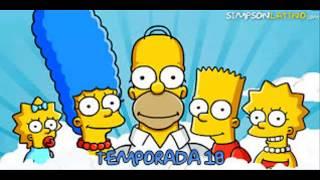 Los Simpson Temporada 18 HD Completa Latino