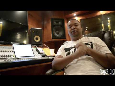 NDSTRY VLOG - Donnie Houston & John Fuggin Dough In The Studio