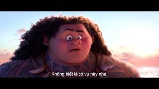 Hành Trình Của Moana   Official Trailer