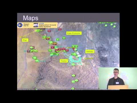 Matt Deans: The Exploration Ground Data System (xGDS)
