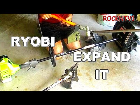 RYOBI EXPAND-IT Craftsman 32cc Trimmer Attachment ?