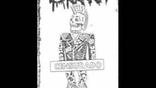 Anarkia - Desarme nuclear (Chile, 1989)