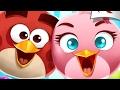 Обзор игры Angry Birds POP Злые Птички ПОП Лопаем пузырьки D mp3