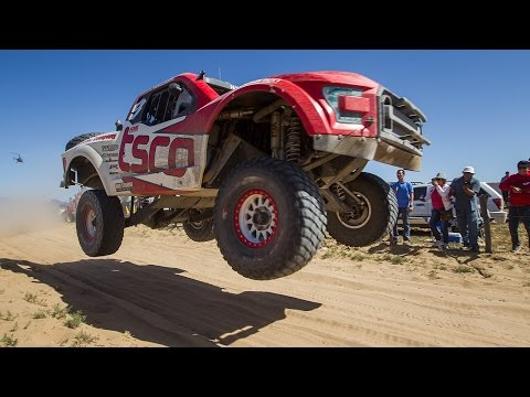 TSCO Racing Takes on the 2015 Baja 500