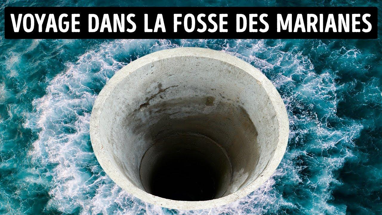 À Quoi Ressemblerait un Voyage Dans la Fosse des Mariannes ?
