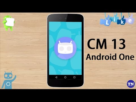 How To Install CyanogenMod 13 on Micromax Canvas A1 Android One 6.0.1 Marshmallow