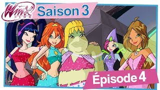 Winx Club - Saison 3 Épisode 4 - Le miroir de la vérité - [ÉPISODE COMPLET]