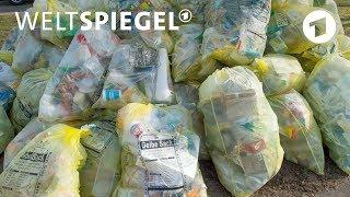 Türkei : Deutsche Plastikmüll-Exporte | Weltspiegel
