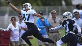 Titans WR Eric Decker says Marcus Mariota makes things easy