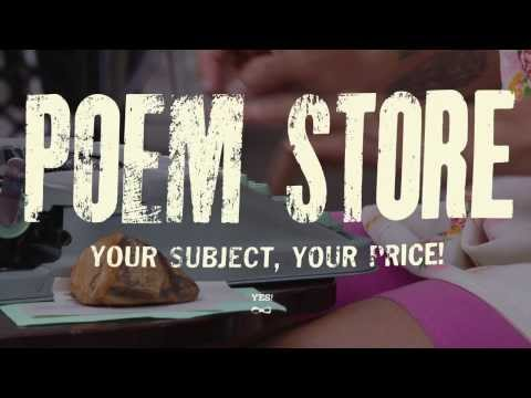 "Poem Store ""The Intro"""