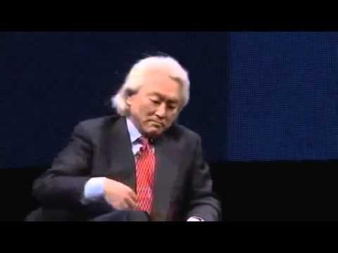 Frustrated in Debate Dr. Michio Kaku Admits America Has A Secret Super Weapon