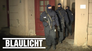 ISIS-Terror - Razzien in Berlin und Hessen