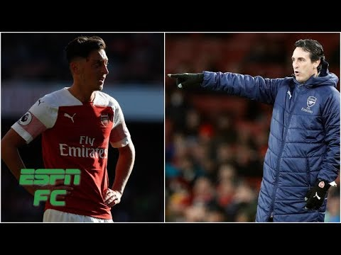 Arsenal must sell Mesut Ozil to prove they're committed to Emery - Stewart Robson | Premier League