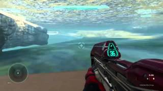 Halo 5 Forge FULL Water Area