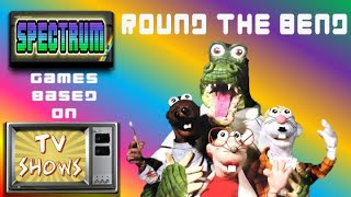Spectrum Games Based On TV Shows: Round The Bend
