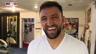 HUGHIE FURY: REACTS TO JOSHUA-RUIZ, PREDICTS WARRINGTON-GALAHAD, CAMP UPDATE