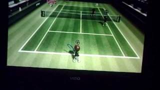 The Game Stop Nintendo Wii Sports pack wiimote attachment: Tennis Racket
