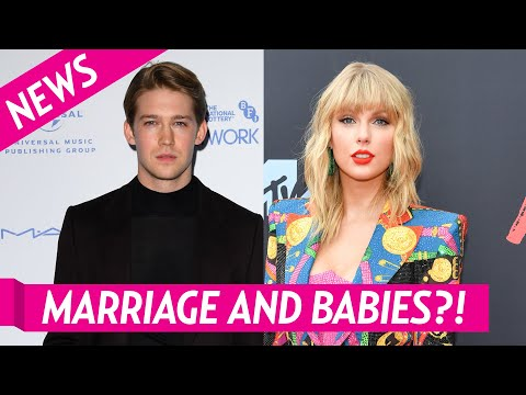 Taylor Swift and Joe Alwyn Have 'Discussed Marriage and Children'