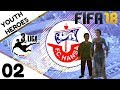 FIFA 18 Youth Squad Career Mode - Hansa Rostock 02 - Godfather
