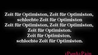 Zeit für Optimisten