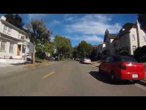 Bike Oakland: Trestle Glen and Laurel Hardware
