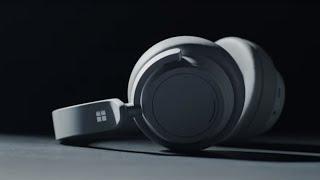 Microsoft Headphone Surface Sound