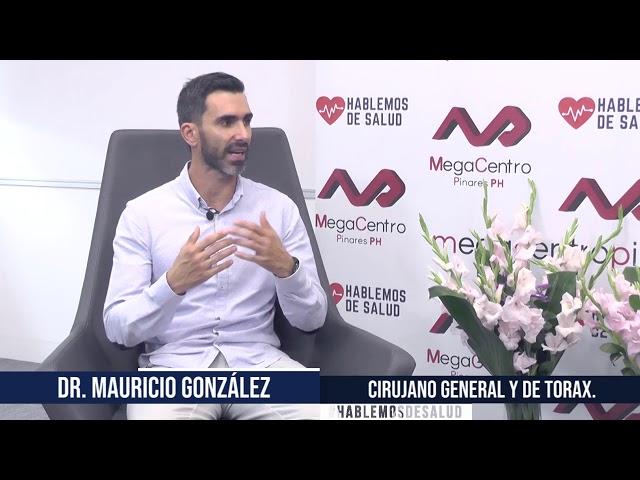 Dr  Mauricio González Cirujano de Torax