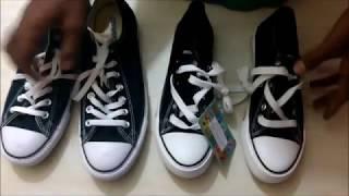 converse vs romanfox shoe comparison #001