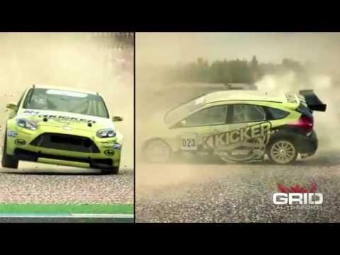 Grid Autosport Gaming Demo