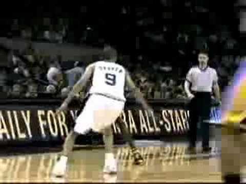 Kobe Bryant- Serving Up a Facial