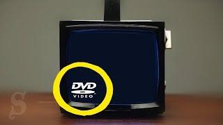 Trifft das DVD Logo jemals die Ecke?