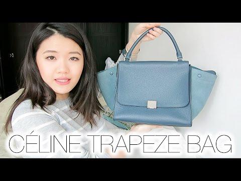 Celine Trapeze | Handbag Review & For Sale
