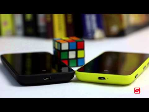 Mở hộp Lumia 620 chính hãng -- CellphoneS