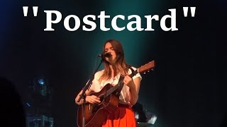 First Aid Kit - Postcard (NEW SONG)