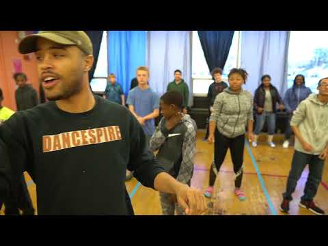 Muskegon Middle School, Drop In and Freestyles | CBM Vlog 12