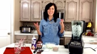 How To Make Tasty Frozen Hot Chocolate | french food, | chinese food recipes,
